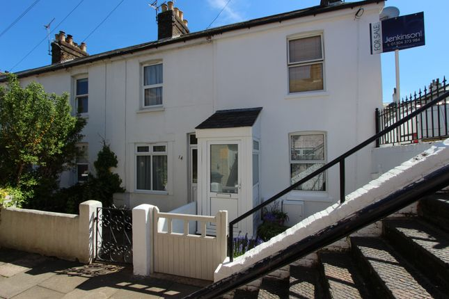 Thumbnail End terrace house for sale in North Barrack Road, Walmer