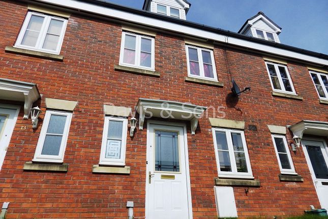 Thumbnail Terraced house to rent in Cwrt Pantycelyn, Pontllanfraith, Blackwood, Caerphilly.