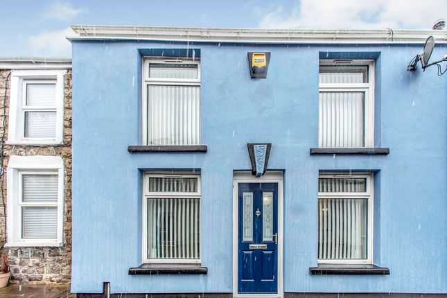 Thumbnail Terraced house for sale in High Street, Cefn Coed, Merthyr Tydfil