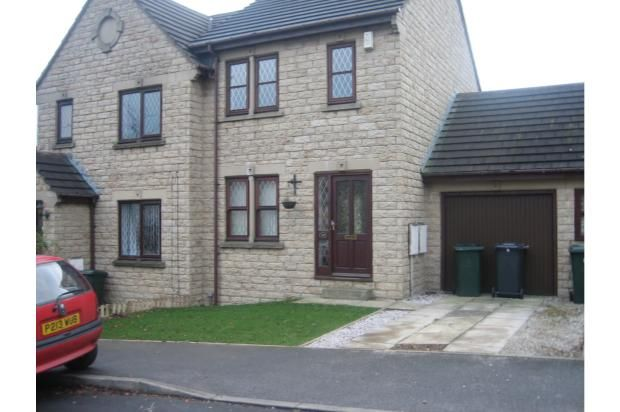 Thumbnail Semi-detached house to rent in 20 Fieldhurst Court, Bierley, Bradford, West Yorkshire
