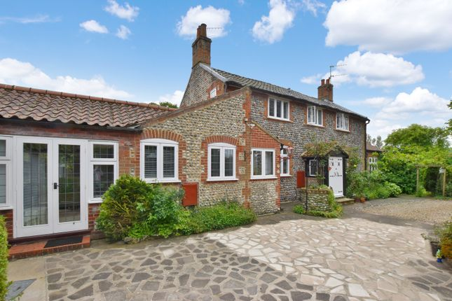 Thumbnail Semi-detached house for sale in Overstrand Road, Cromer