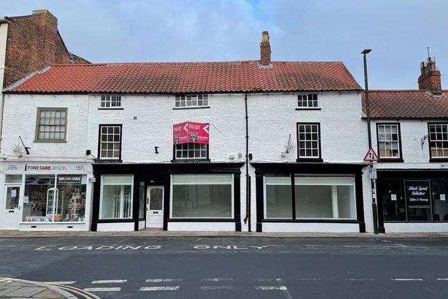 Thumbnail Retail premises to let in Cross Street, Beverley, East Yorkshire