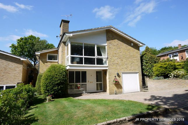 Thumbnail Detached bungalow for sale in Highfields, Cuffley, Potters Bar
