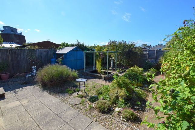 Rear Garden of Grenville Road, Pevensey Bay BN24