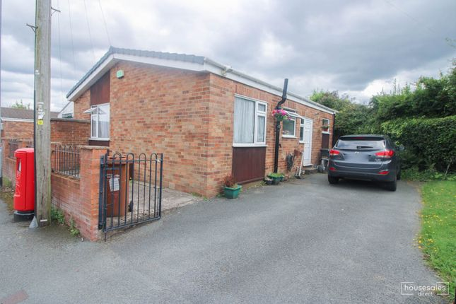 3 bed detached bungalow for sale in Level Road, Deeside CH5