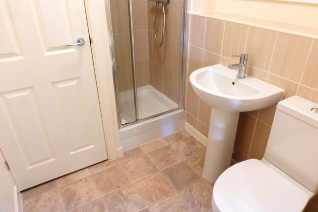 Shower Room of Hindley View, Rugeley WS15