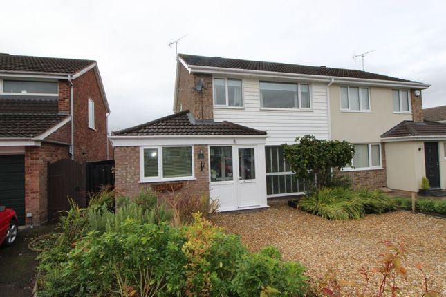 3 bed semi-detached house for sale in Johnsons Close, Chester CH4