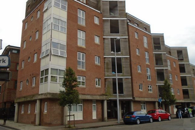 Thumbnail Flat to rent in Meridian Point, City Centre