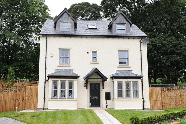 "Thumbnail Town house for sale in ""The Myles "" at Ulverston"