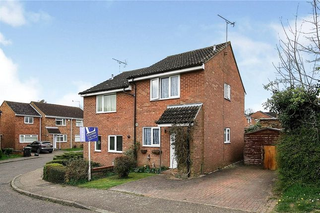 2 bed semi-detached house for sale in Acorn Avenue, Halstead, Essex CO9