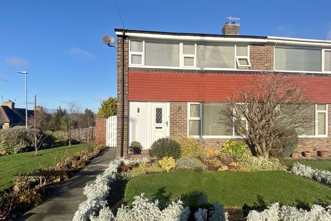 3 bed semi-detached house for sale in Westfield Crescent, Crawcrook, Ryton NE40