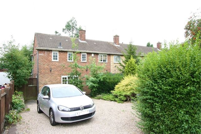Thumbnail End terrace house to rent in Inham Road, Chilwell, Nottingham