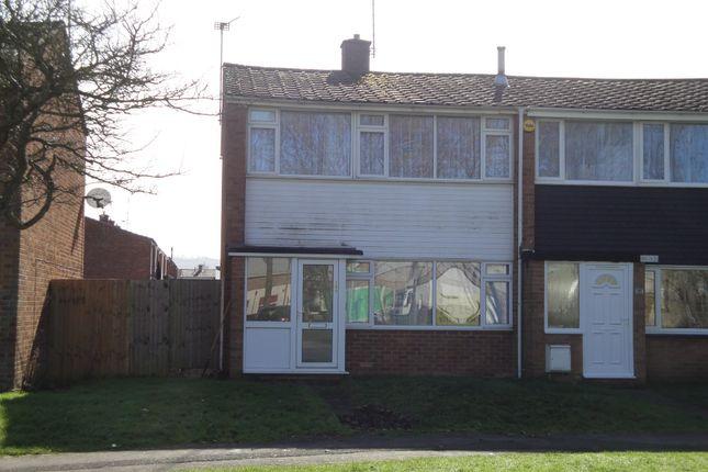 Thumbnail End terrace house to rent in Tuffley Lane, Tuffley, Gloucester