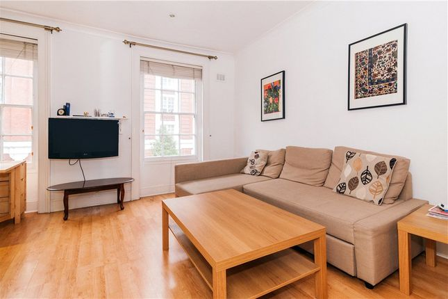 Thumbnail Flat to rent in Judd Street, London