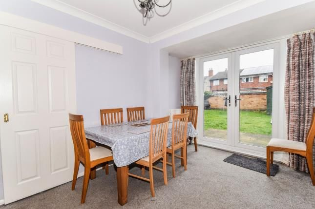 Dinng Area of Wellington Street, Syston, Leicester, Leicestershire LE7