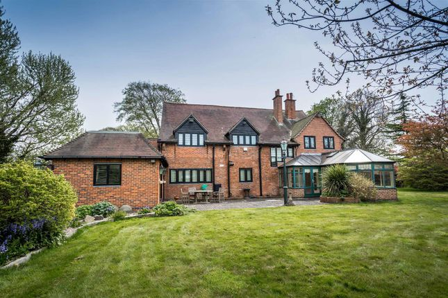 Thumbnail Detached house for sale in Ladycroft Paddock, Allestree, Derby