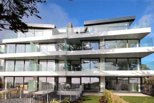 Thumbnail Flat for sale in Boscombe Overcliff Drive, Bournemouth, Dorset