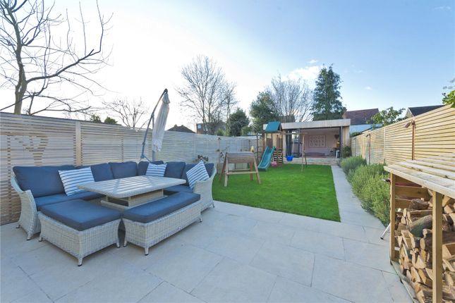 Garden of Cottimore Avenue, Walton-On-Thames, Surrey KT12