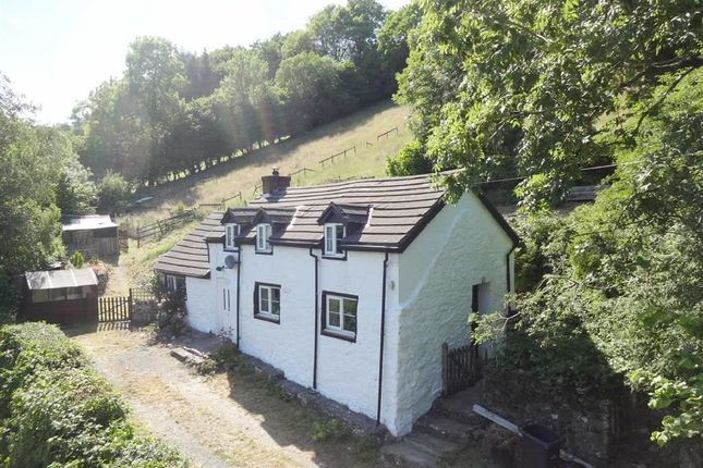 Thumbnail Cottage for sale in Fron Grin, Llanerfyl, Welshpool, Powys