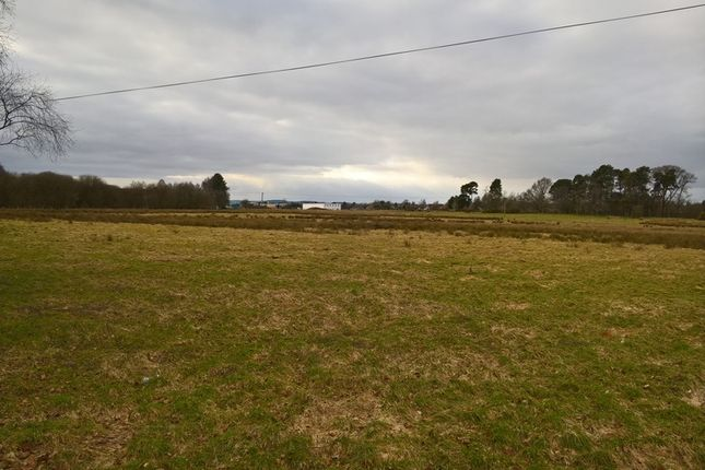 Thumbnail Land for sale in Heathhall Industrial Estate, Heathhall, Dumfries