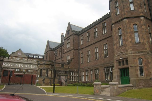 Thumbnail Flat to rent in Regents House, 1 Smillie Court, Dundee