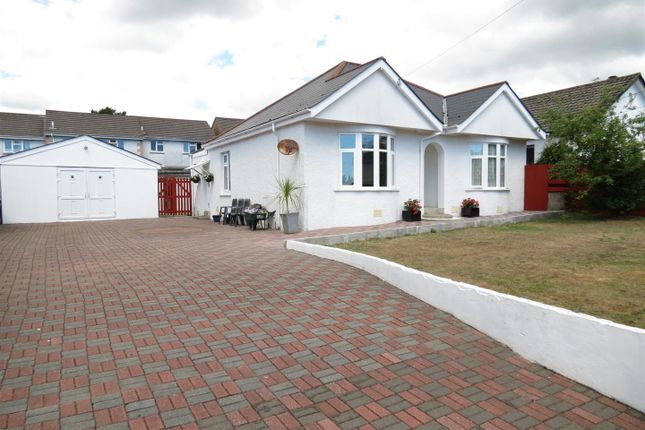 Thumbnail Detached bungalow for sale in Grove Road, Trewoon, St. Austell