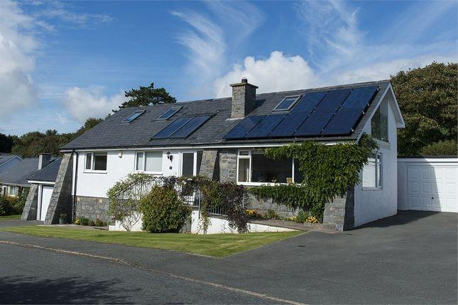 Thumbnail Detached house for sale in Glyn Y Mor, Llanbedrog, Pwllheli, Gwynedd