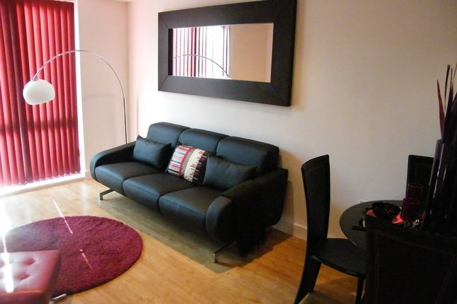 1 bed flat to rent in Orion Building, Navigation Street, City Centre, Birmingham