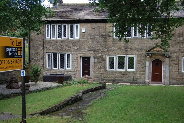Thumbnail Cottage to rent in Bridge Street, Milnrow Rochdale