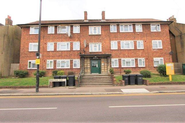 Thumbnail Flat for sale in Milverton House, Wightman Road, London