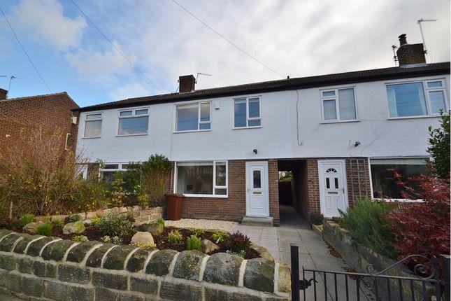Thumbnail Town house to rent in Norfolk Gardens, Chapel Allerton, Leeds
