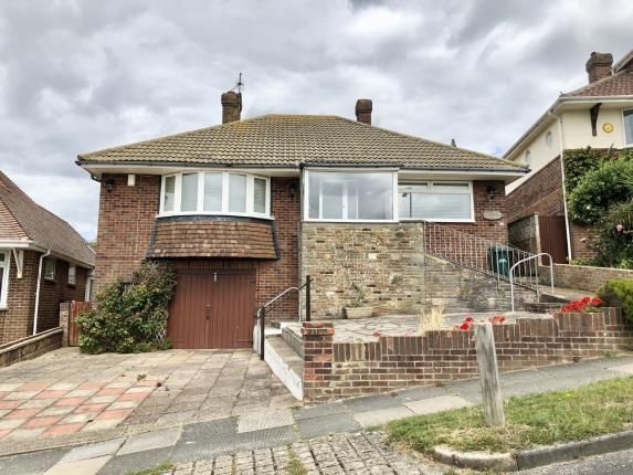 Thumbnail Bungalow for sale in Arundel Drive East, Saltdean, Brighton, East Sussex