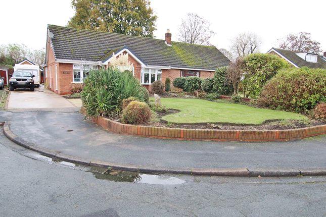 Thumbnail Semi-detached bungalow for sale in Clive Avenue, Warrington