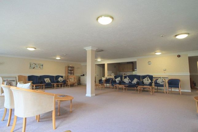 Residents Lounge of Cromwell Lodge, Barking IG11
