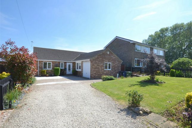 Thumbnail Detached bungalow for sale in Rodney Road, Hartford, Huntingdon, Cambridgeshire