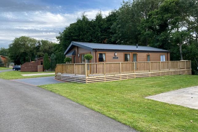 2 bed mobile/park home for sale in Potto, Northallerton DL6