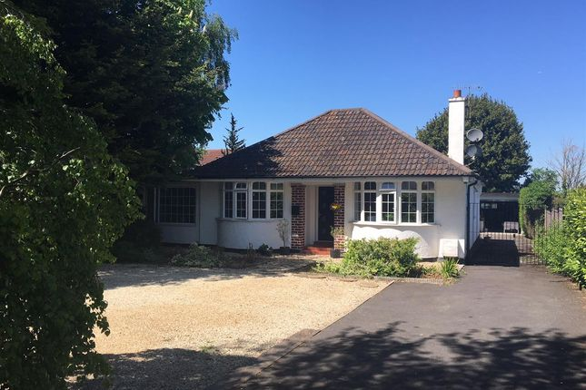 Thumbnail Bungalow for sale in Greenhill Road, Sandford, Winscombe