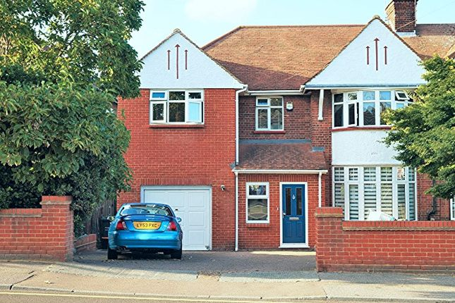 Thumbnail Semi-detached house for sale in Old Road East, Gravesend