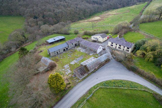 Thumbnail Land for sale in Fawr, Llandysul