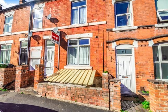 Thumbnail Terraced house for sale in Cecil Street, Walsall, West Midlands