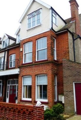 Thumbnail Flat to rent in Sunrise, Lyndhurst Road, Lowestoft