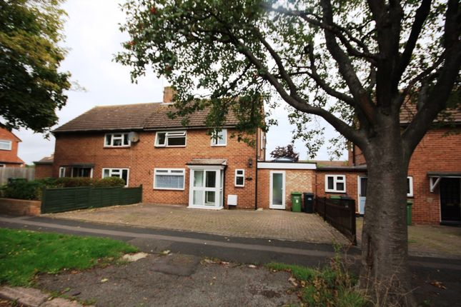 Semi-detached house for sale in Fairfield Road, Evesham