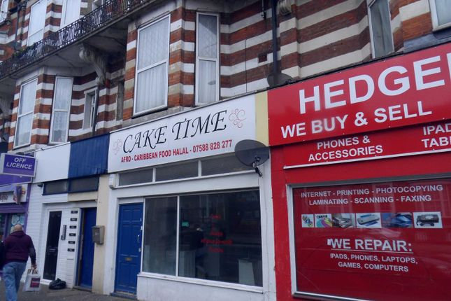 Flat for sale in Northdown Arcade, Northdown Road, Cliftonville, Margate