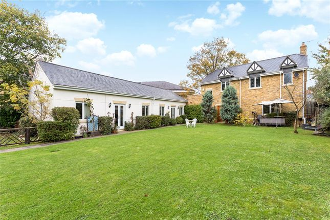 Thumbnail Detached house to rent in Keen's Acre, Stoke Poges, Buckinghamshire