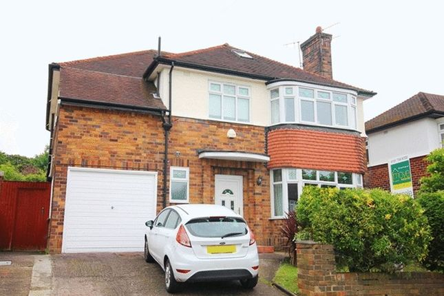 Thumbnail Detached house for sale in Childwall Park Avenue, Childwall, Liverpool