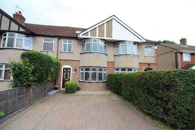 Thumbnail Terraced house for sale in School Road, Ashford, Surrey