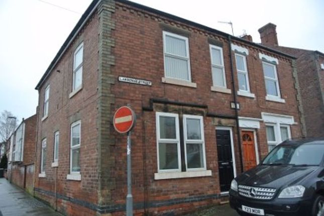 Thumbnail Flat to rent in Lawrence Street, Stapleford, Nottingham