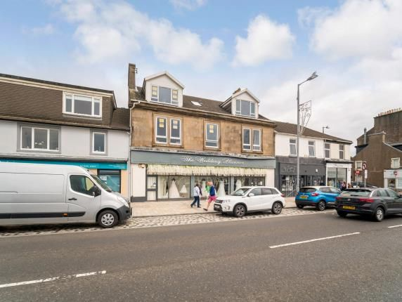 3 bed flat for sale in West Clyde Street, Helensburgh, Argyle And Bute, Scotland G84