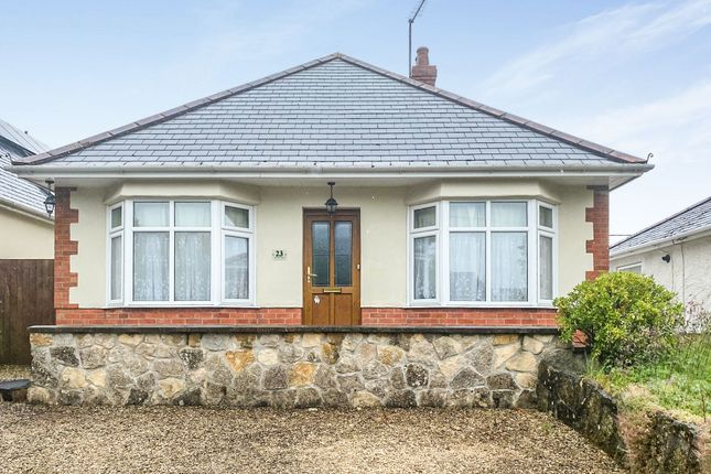 Thumbnail Bungalow for sale in Mampitts Road, Shaftesbury