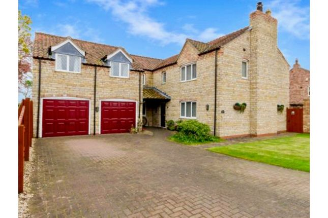 Thumbnail Detached house for sale in Cranbourne Chase, North Hykeham